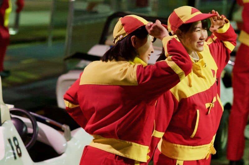 Grand Circuit Raceway Tokyo Disneyland Cast Member Costumes