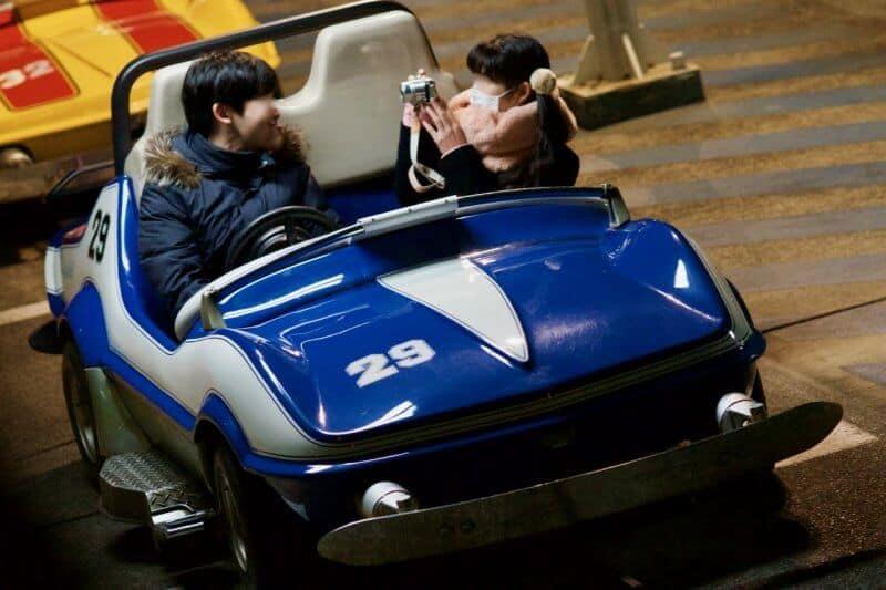Grand Circuit Raceway Tokyo Disneyland Couple