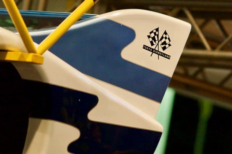 Grand Circuit Raceway Tokyo Disneyland Label