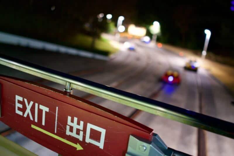 Grand Circuit Raceway Tokyo Disneyland Thank You