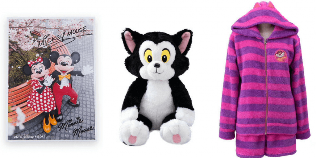 Tokyo Disney Resort Merchandise Update February 2017