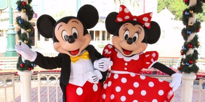New Mickey & Minnie Faces Debut at Hong Kong Disneyland