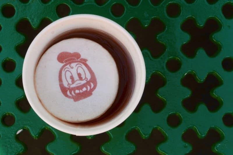 Oshiruko Red Bean Soup Mochi okyo Disneyland New Years 2017
