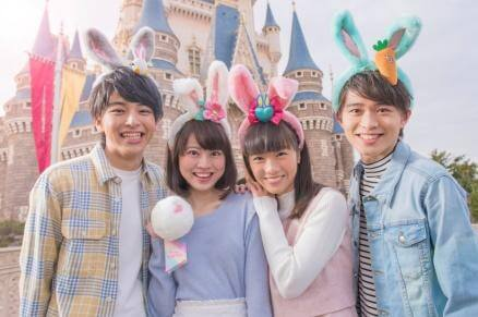 Tokyo Disney Resort Easter 2017 Merchandise