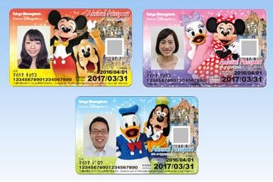 2-Park Annual Passport Design 2016