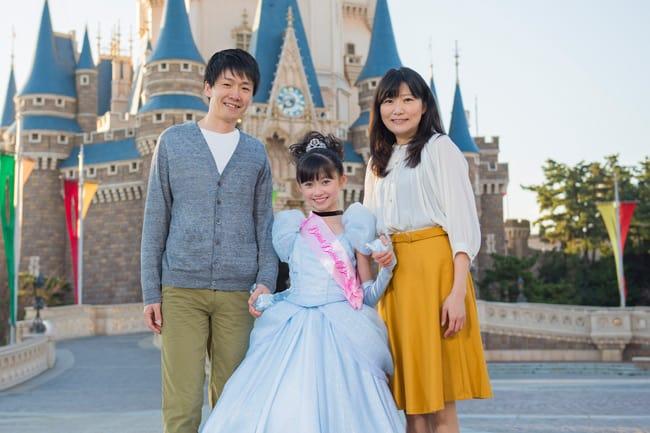 Bibbidi Bobbidi Boutique Tokyo Disneyland Castle