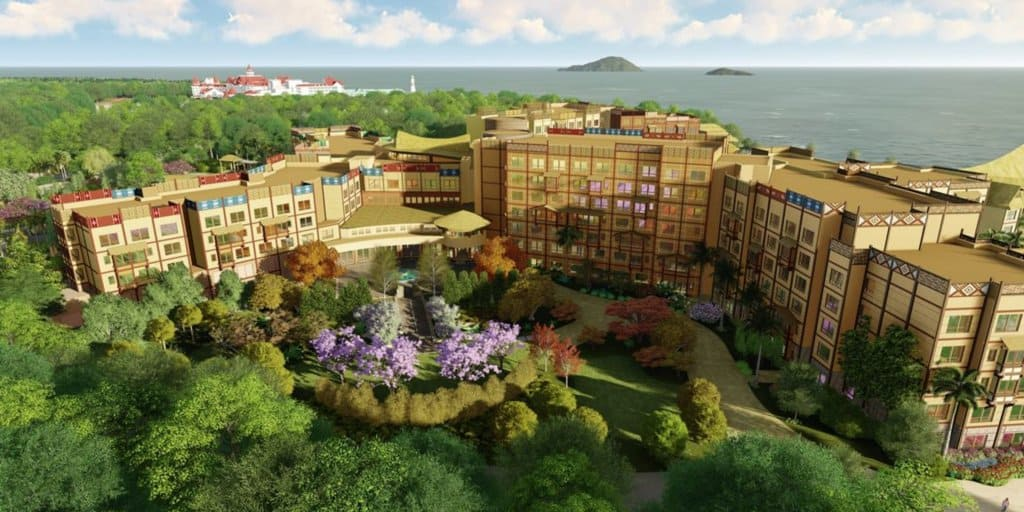 Disney Explorers Lodge at Hong Kong Disneyland Opens April 30