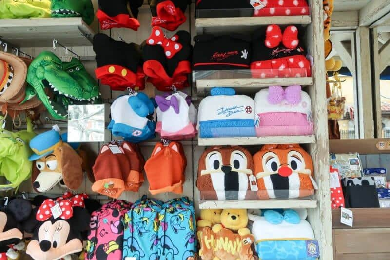 Fleece Blankets Tokyo Disneyland DisneySea