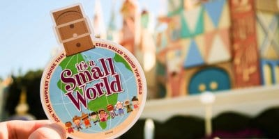 "How to Get a Free ""Luggage Tag"" from It's a Small World"