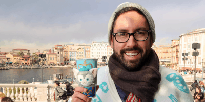 How to Stay Warm in the Winter at Tokyo Disneyland