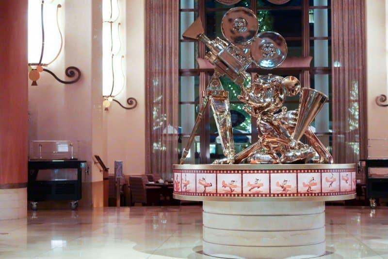 Lobby Disney Ambassador Hotel Review Tokyo Disney Resort