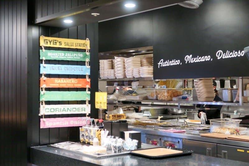 Sauce Station Guzman Y Gomez Ikspiari Review