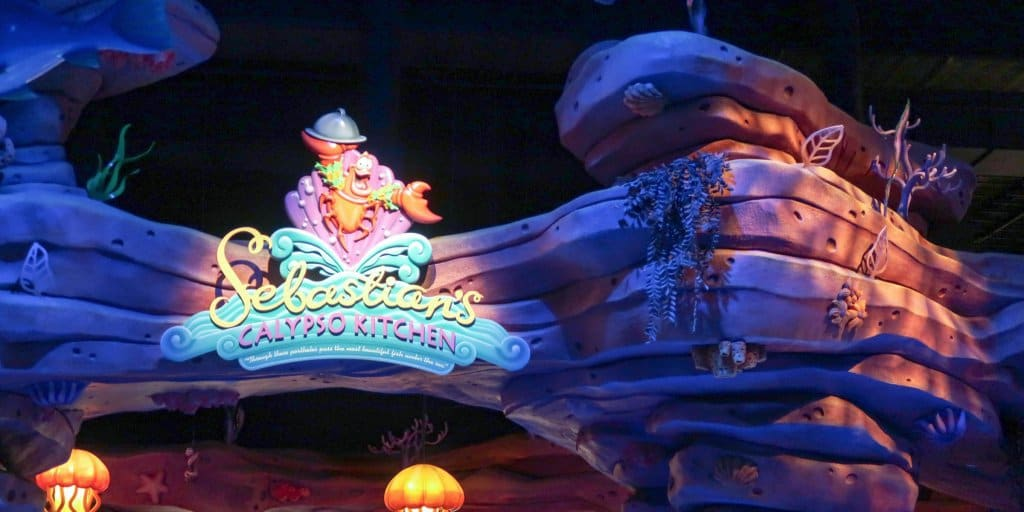 Sebastian's Calypso Kitchen Review at Tokyo DisneySea 🐠
