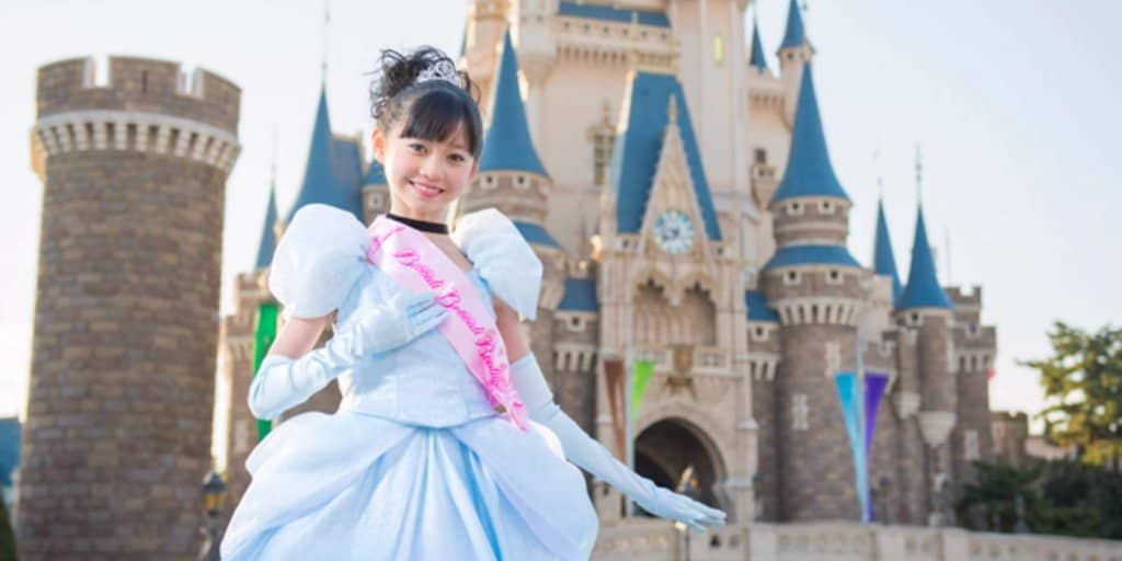 Second Bibbidi Bobbidi Boutique Opens on April 21 in Tokyo Disneyland