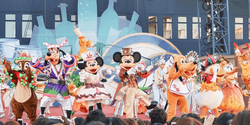 A Table is Waiting Tokyo DisneySea