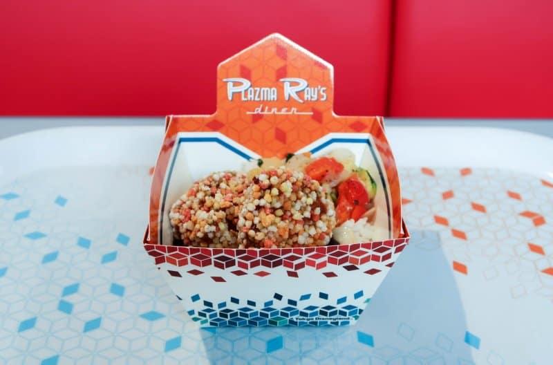 Arare Chicken Rice Bowl Plazma Ray's Diner Tokyo Disneyland