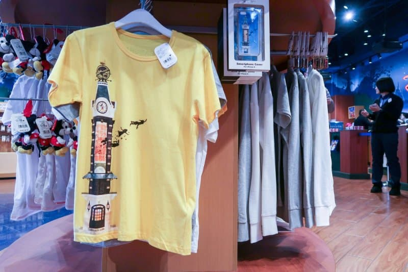 Disney Store Shanghai Exclusive Merchandise