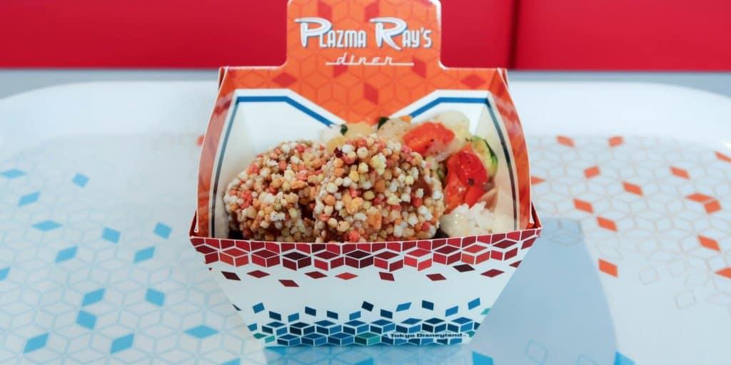 Plazma Ray's Diner Review at Tokyo Disneyland