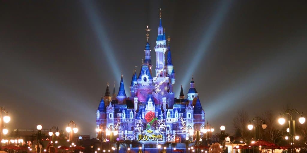 Shanghai Disneyland Winter Trip Report – Part Three – Beauty and the Beast China Premiere 🇨🇳