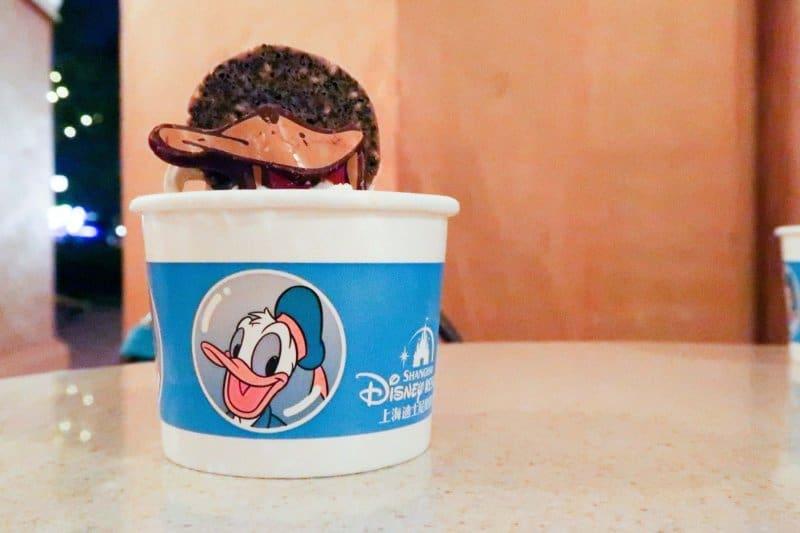 Shanghai Sundae Shanghai Disneyland