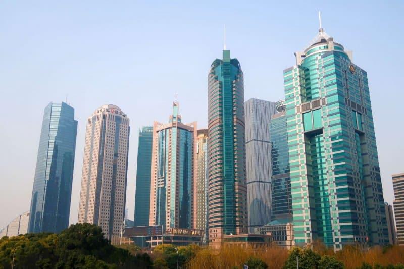 Shanghai Various Skyscrappers.jpg