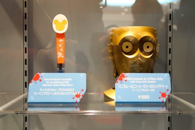 Souvenirs Plazma Ray's Diner Tokyo Disneyland