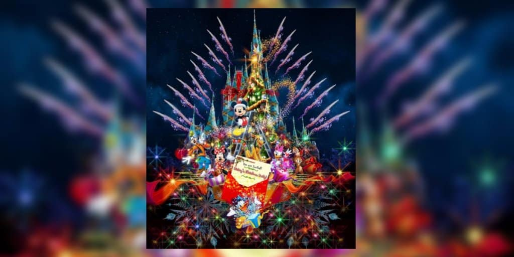 New Nighttime Entertainment Coming to Tokyo Disneyland for Christmas 2017