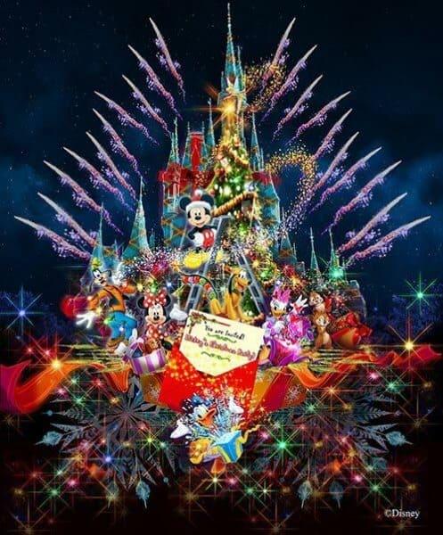 Disney Gifts of Christmas 2017 Tokyo Disneyland