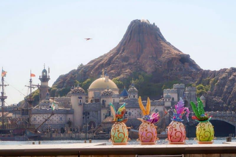 Easter Eggs Disney's Easter Tokyo DisneySea