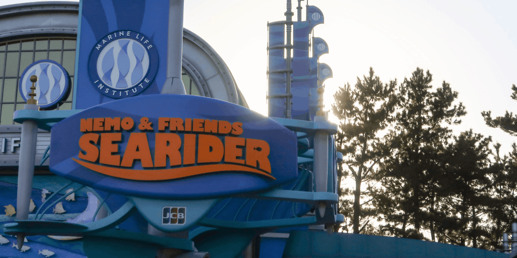 Nemo & Friends SeaRider Soft Opening and Exterior Photos 🐠