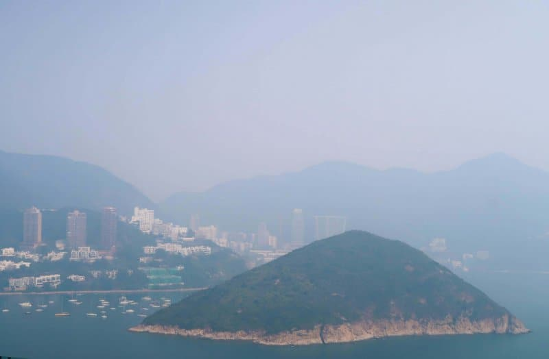 Ocean Park Hong Kong Bay View