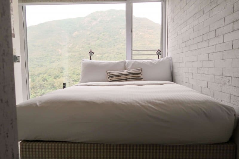 Ovolo Southside Hotel Bed Hong Kong