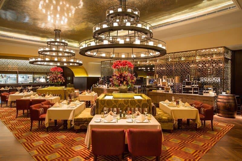 Terrazza Italian Restaurant Macau