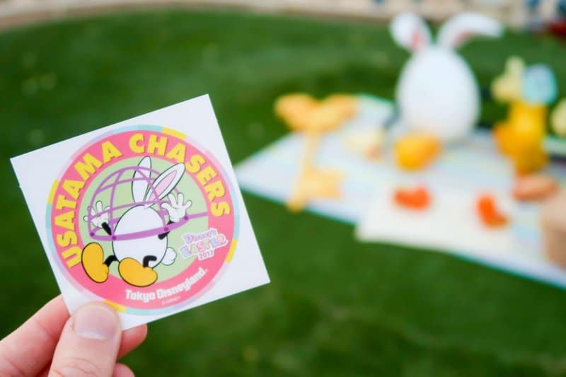 Usatama Chasers Tokyo Disneyland