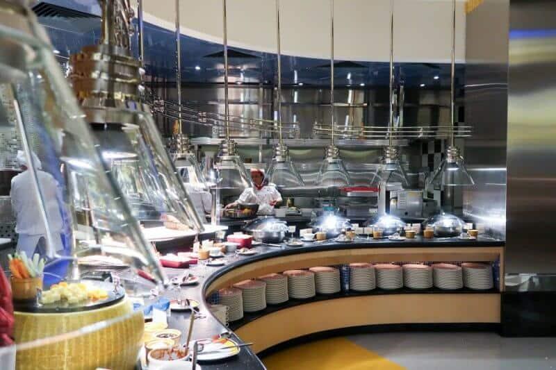 Chef Mickey Disney's Hollywood Hotel Hong Kong Disneyland
