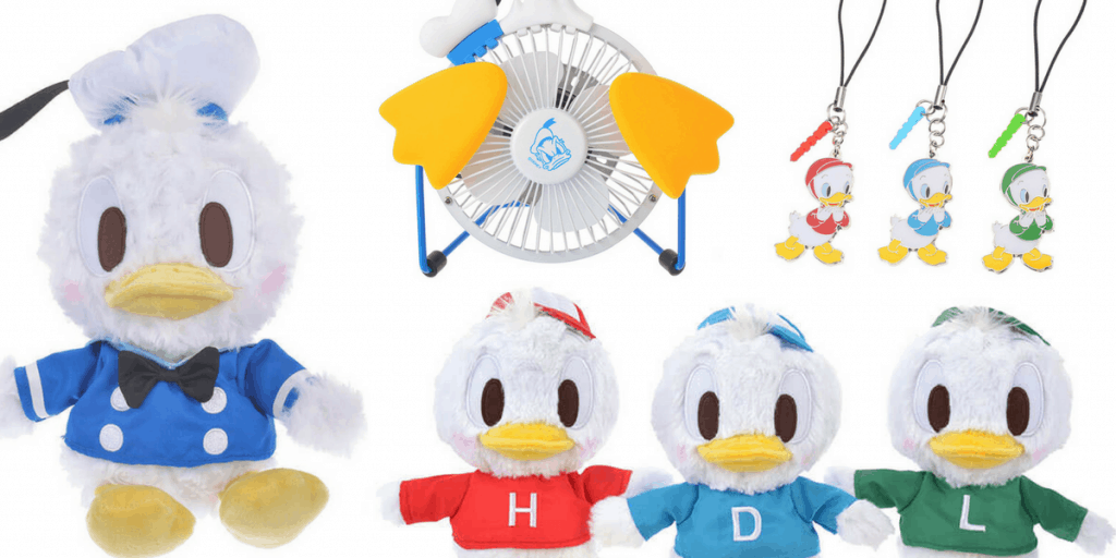 Disney Store Japan Merchandise June 2017
