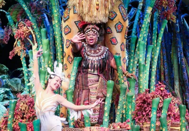 Festival of the Lion King Hong Kong Disneyland