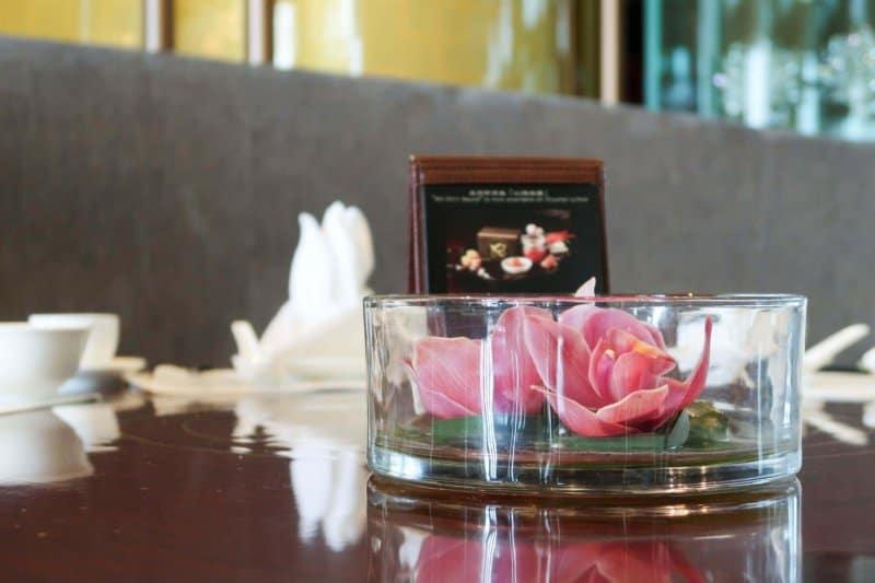Hong Kong Kong Disneyland Dim Sum Crystal Lotus