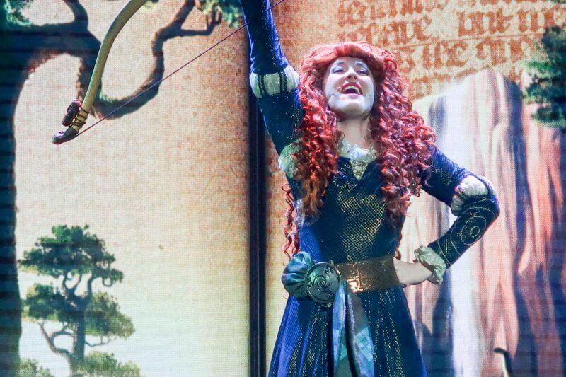 Mickey and the Wondrous Book Brave Hong Kong Disneyland