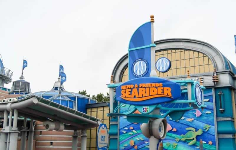 Nemo & Friends SeaRider Exterior