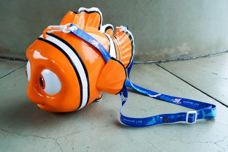Nemo & Friends SeaRider Popcorn Bucket Tokyo DisneySea