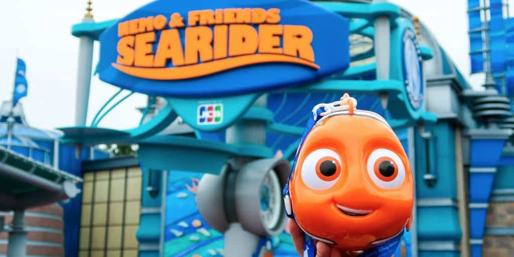 Nemo & Friends SeaRider Review at Tokyo DisneySea