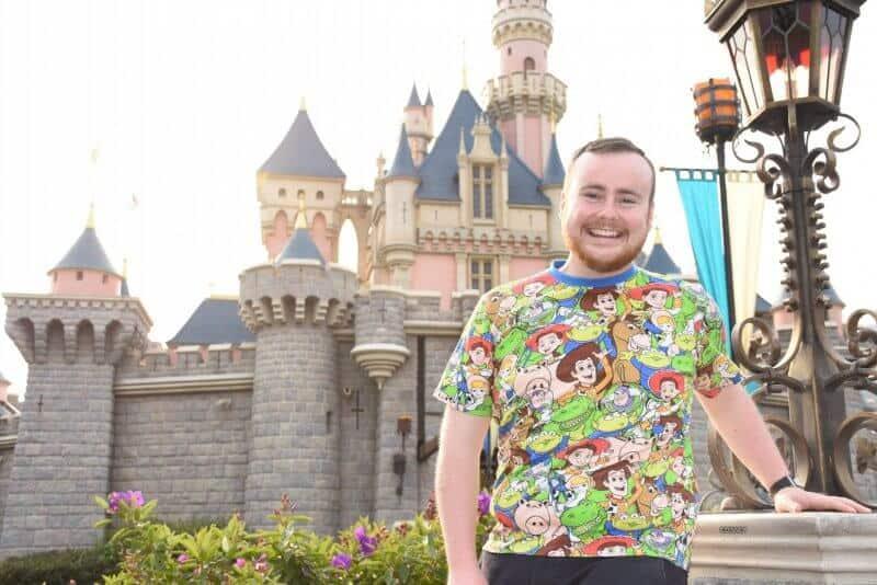 PhotoPass Hong Kong Disneyland Bryson