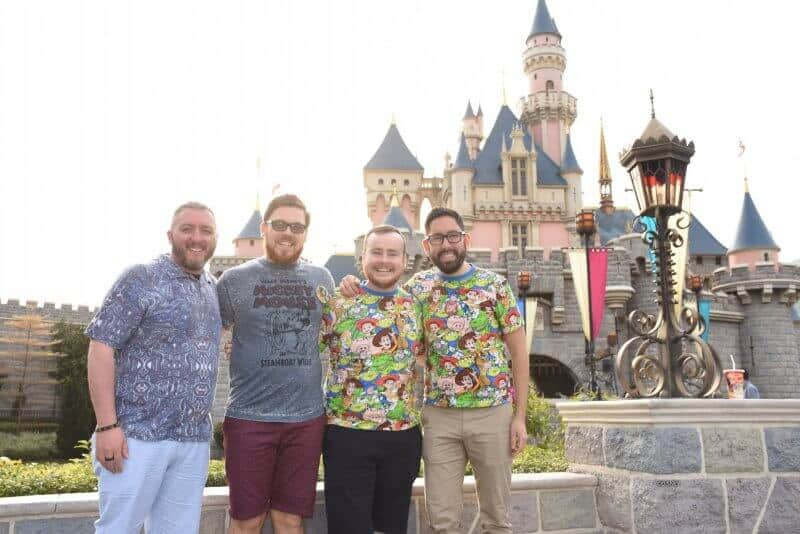 PhotoPass Hong Kong Disneyland Group Photo