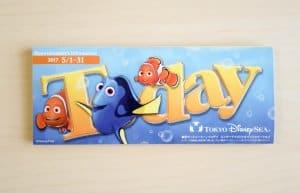Today Guide May 2017 Tokyo DisneySea Front