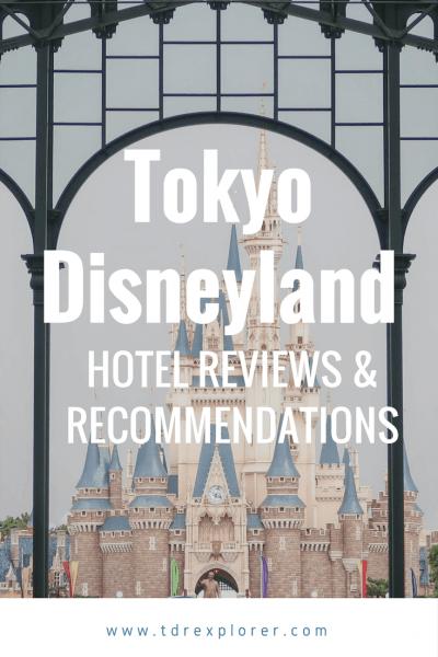 Tokyo Disney Hotel Reviews & Recommendations Pinterest