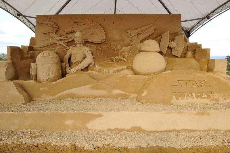 Tottori Sand Dunes Japan Full