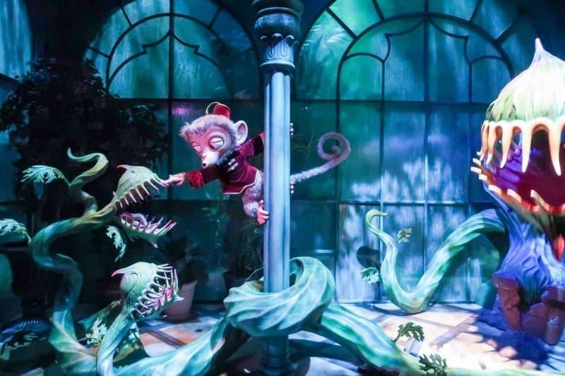 Albert Mystic Manor Hong Kong Disneyland