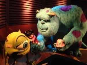 Inside Monsters, Inc. Ride & Go Seek!