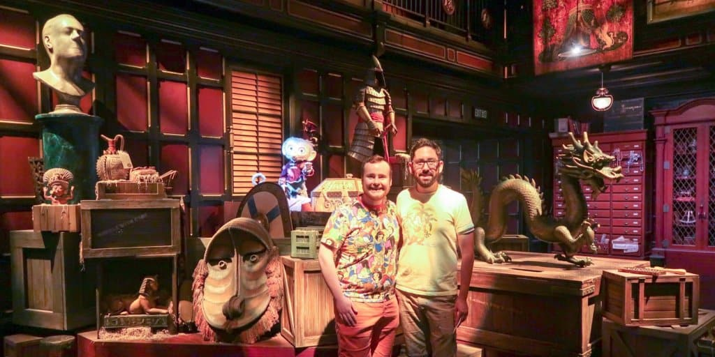 Mystic Manor Exploration Tour Review at Hong Kong Disneyland